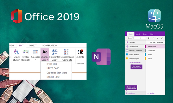 Buy Office 2019 Home and Business for Mac
