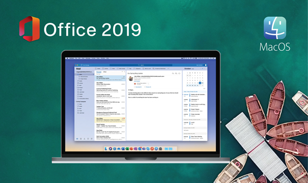 Install Office 2019 Home and Business for Mac