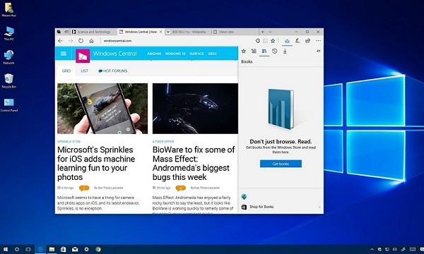 cortana auf windows 10 pro