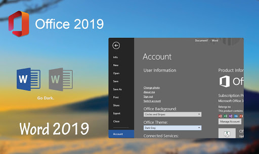 Install  Office 2019 Home and Student