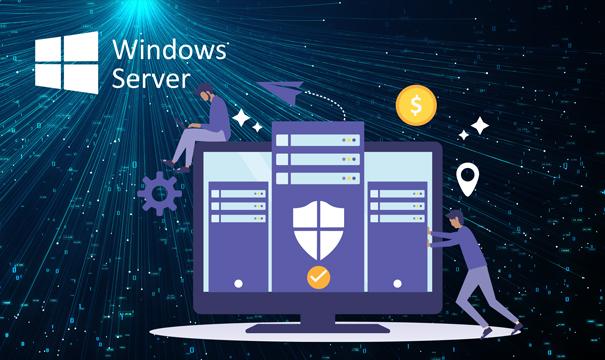 install Windows Server 2019 DataCenter